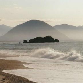 Impressionen an der wilden Westküste auf der Südinsel in Neuseeland