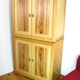 two-part cupboard